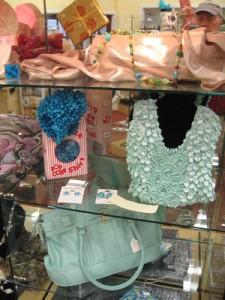 Merchandise in the Carolina Meadows gift shop. Photo: Joe Mengel