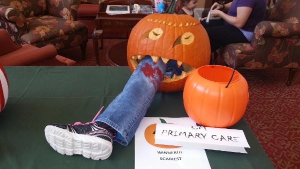 Primary Care Pumpkin
