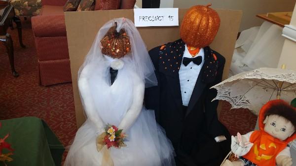 Precinct 15 Pumpkin