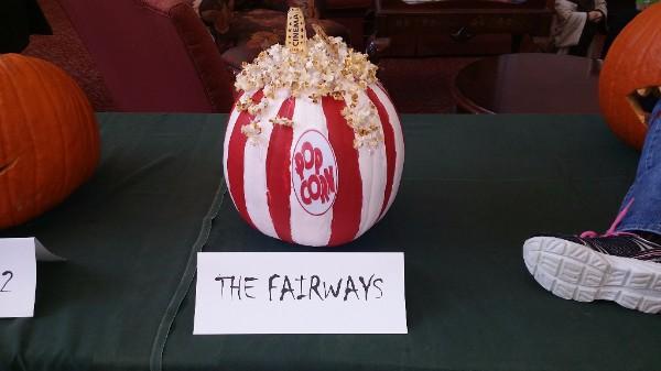 The Fairways Pumpkin