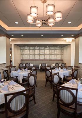 Restaurant at Carolina Meadows