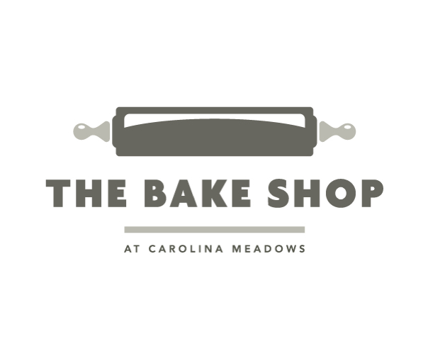 Logo for The Bake Shop at Carolina Meadows