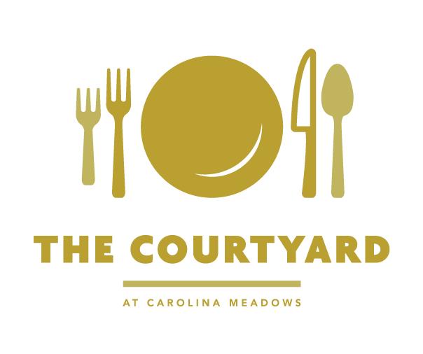 The Courtyard at Carolina Meadows logo