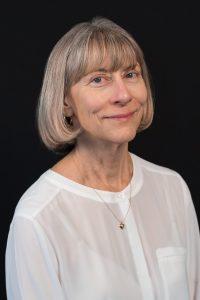 A headshot of Anne Kissel