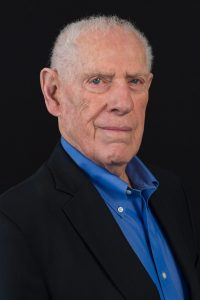 A headshot of Bill Lehrburger