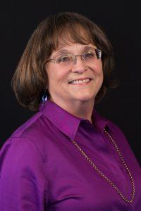 A headshot of Joan M. Pellettier