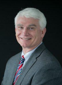 A headshot of Kevin A. McLeod
