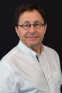 A headshot of Richard Gurlitz