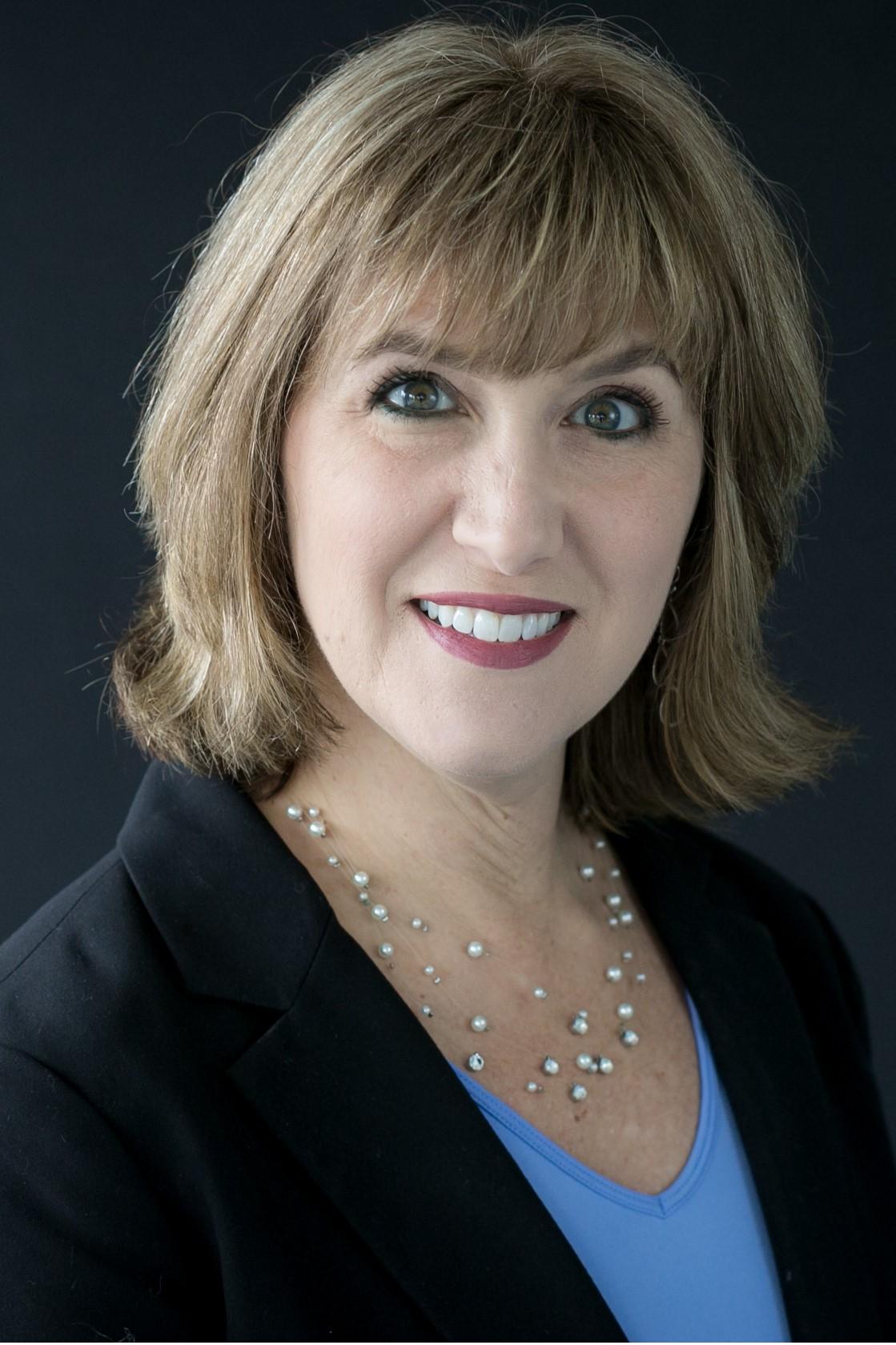 A headshot of Melissa Kass