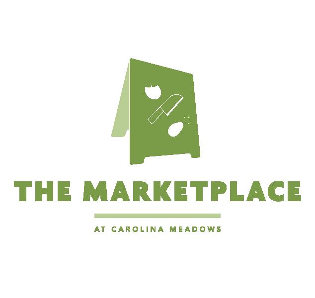 The Marketplace at Carolina Meadows logo